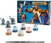 Games Workshop Stormcast Eternals + Paint Set 10stuk(s)
