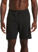 Nike Swim 7 Volley Short Heren Zwembroek - Black - Maat M