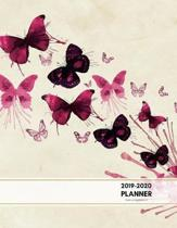 2019-2020 Planner Weekly and Monthly 8.5 X 11