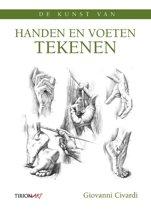 De kunst van handen en voeten tekenen