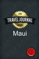 Travel Journal Maui