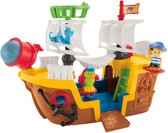 Fisher-Price Little People Piraten Schip - Speelfigurenset