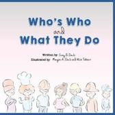 Who's Who and What They Do