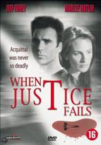 When Justice Fails (dvd)