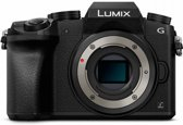 Panasonic DMC-G7 Body - Systeemcamera - Zwart