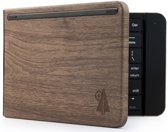 Reveal Bluetooth Foldable Keyboard Wood Grain