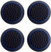 Thumb Grips - Blauw - (set van 4) voor Playstation en Xbox