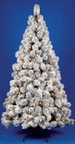 Royal Christmas Sneeuw Boom Chicago Kunstkerstboom - 180 cm - 200 Warm LED - 312 Takken