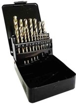 Ironside SDS plus borenset in metalen doosje (10 delig)