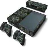 Army Camo Warsaw - Xbox One Console Skins Stickers