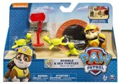 Paw Patrol Rescue Action Pack - Rubble