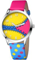 Kinderhorloge - Zipper Watch -  Kids Horloge