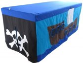 Tafeltent Pirate (afmeting tafel tot 2.0m)