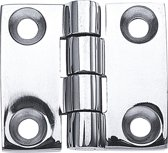 Talamex Scharnieren rvs 38 x 42 mm