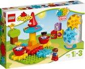 LEGO DUPLO Mijn Eerste Draaimolen - 10845