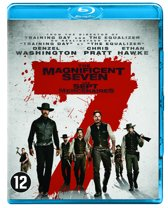 The Magnificent Seven (2016) (Blu-ray)