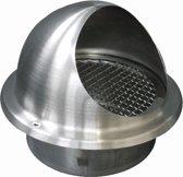 Bolrooster Ø160mm RVS