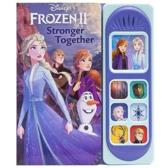 Frozen 2 Little Sound Book