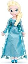 Frozen Pluche Knuffel - Elsa 40cm