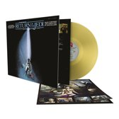 Star Wars - Episode VI - Return Of The Jedi (Limited Edition Golden LP)