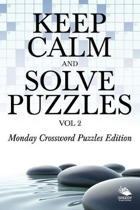 Keep Calm and Solve Puzzles Vol 2