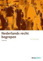 Boek cover Nederlands Recht Begrepen van Lydia Janssen (Paperback)