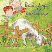 Daan en opa en het ontsnapte geitje