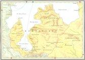 Kaart Atlas van het bijbelse continent - Hemelvaart