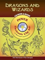 Dragons and Wizards - CD-Rom and Book