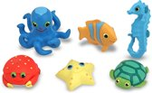 Melissa & Doug - Seaside Creature Set