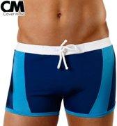 Cover Male Swim Trunk - Blauw - Small