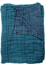 Hannelin sprei norrsken/silence - 260 x 260 cm