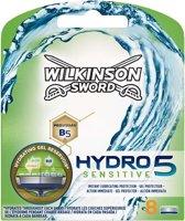 Wilkinson Hydro 5 Scheermesjes Sensitive - 8 Stuks