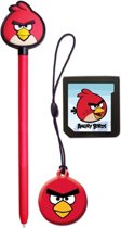 Angry Birds Stylus Set 3 Pieces Rood