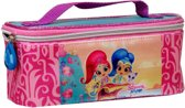 Shimmer And Shine - Beauty Case - 21.5 x 9 cm - Roze