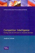 The Competitive Advantage of Competitor Intelligence