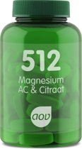 AOV Magnesium AC 200 Mg - 60 Tabletten