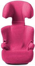 Briljant Baby - Autostoelhoes badstof - maat 2/3 fuchsia