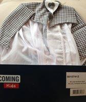 Coming Kids Mc - Klamboe - Heart Grijs