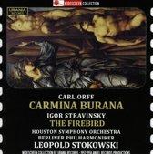 Orff, Stravinsky: Carmina Burana, F