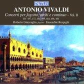 Concerti Per Fagotto, Archi - Vol. Ii