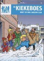 De Kiekeboes 63 - Moet er nog sneeuw zijn