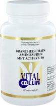Vital Cell Life Branched Chain Aminozuren + act. B6 100 vegicaps