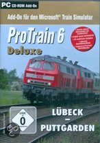 Blue Sky Interactive pc CD-ROM ProTrain 6 Deluxe  Lbeck