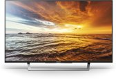 Sony KDL-32WD759 32'' Full HD Smart TV Wi-Fi Zwart, Zilver LED TV