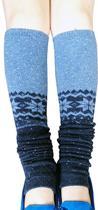 Beenwarmers - sokken - Noors