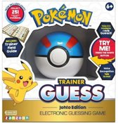 Pokemon - Trainer Guess - Johto Edition