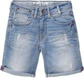 Petrol Industries Jongens Jeans Short - Light vintage - Maat 128