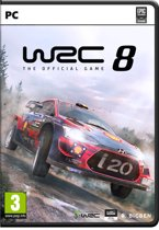 WRC 8 - PC (Voucher in Box)