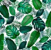 Tafelzeil palmbladeren Java (250x140 cm, op rol)